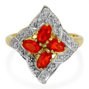 Anello in oro e rubini- Gioielli Juwelo