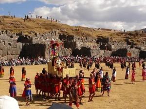 Perú- Celebrazioni al dio Inti-Raymi