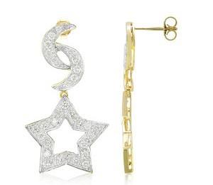 Gioielli in oro e diamanti