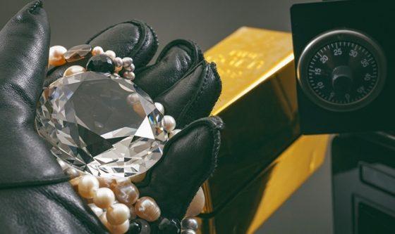Doris Payne amava rubare collane, bracciali e anelli con Diamanti