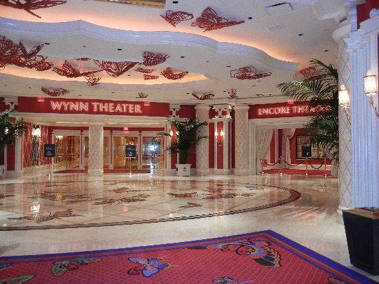 Wynn Theater Las Vegas