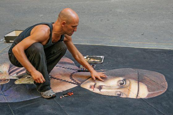 artista dama ermellino