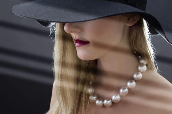 girocollo di perle