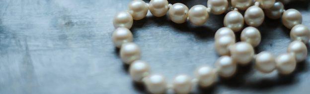 pulizia delle perle
