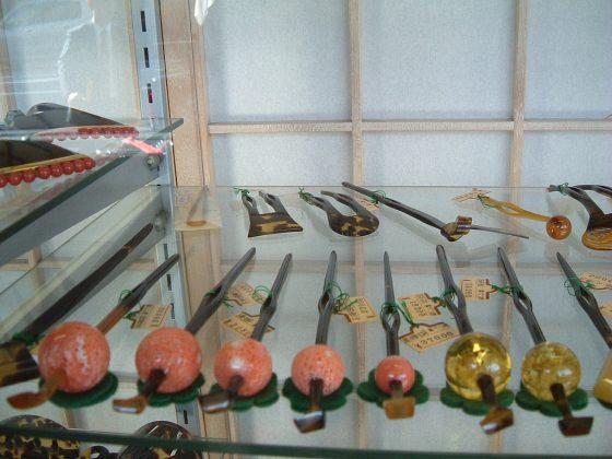 kanzashi gioielleria giapponese