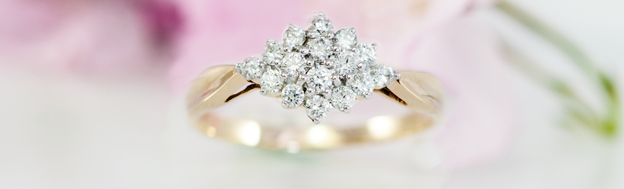 Gioielli di design: Anello in Oro con Diamante Juwelo