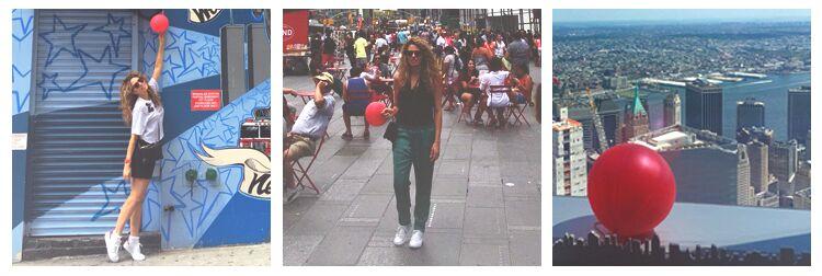 Colori trend Marina a NY
