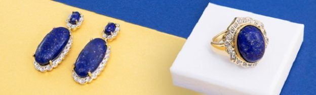 il lapislazzuli, gioielli, juwelo